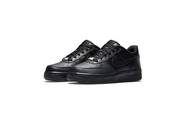 Nike Air Force 1 Nere GS Ragazzo NIKE AS | 734540035 | 314192009