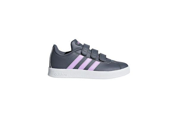 new product 17577 8a354 Adidas VL Court 2 Bambina ADIDAS NEO   734540035   B75972-