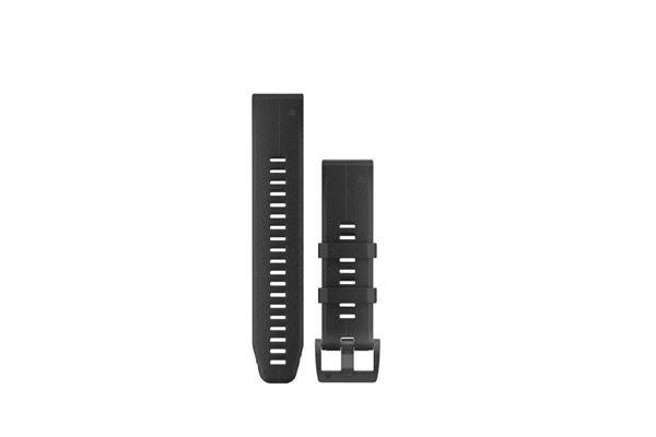 fenix 5 Cinturino orologio Garmin in silicone GARMIN | 270000061 | 010-12740-00-
