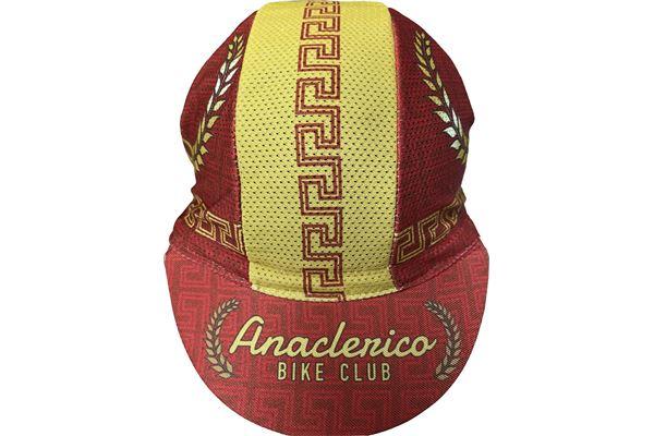 Cycling Cap ABC Anaclerico Sports AD MAIORA SEMPER ABC ANACLERICO SPORT BYKE CLUB | 270000046 | ADMAIORASEMPER-