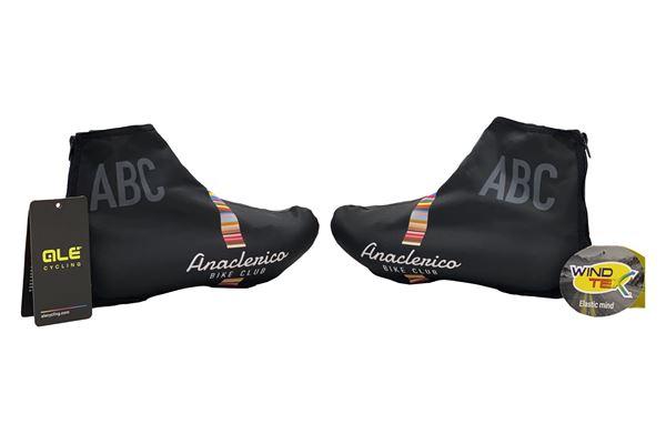 Copriscarpe Invernale ABC Anaclerico Sport Bike Club 2020 Ale