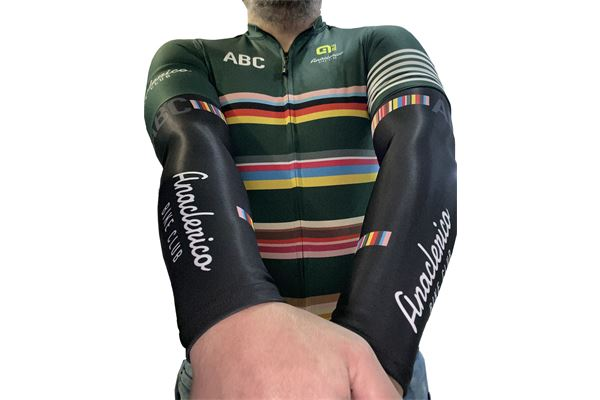 Manicotti Invernali ABC Anaclerico Sport Bike Club 2020 Ale