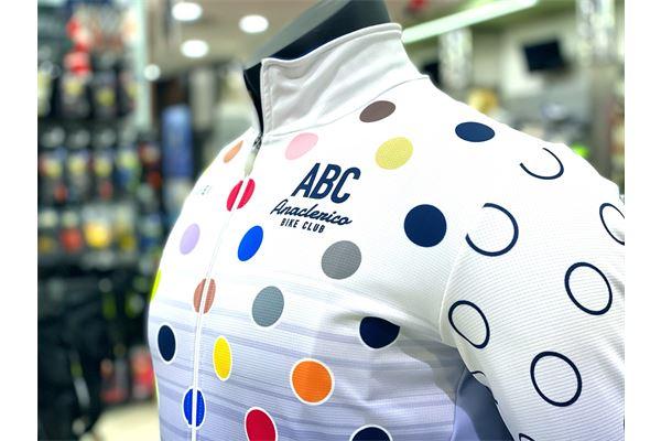 Completo Invernale da Ciclismo ABC Pissei Pois Zermatt Race Fit ABC ANACLERICO SPORT BYKE CLUB | 270000035 | POISWZERMATT-
