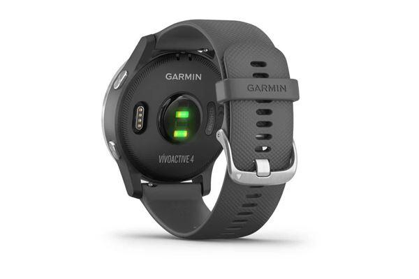 Garmin Vivoactive 4 Shadow Grey Silver GARMIN | 270000033 | 010-02174-02-