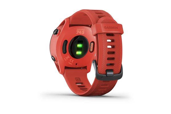 Garmin Forerunner 745 Flame Red GARMIN | 270000032 | 010-02445-12-