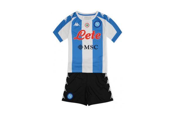 Completo Napoli Argentina Bambino/Ragazzo 2020/21 Kappa KAPPA | 270000021 | 3119ZGWA02