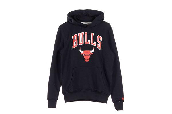 Felpa con cappuccio Chicago Bulls New Era NEW ERA | 92 | 11530761BLK