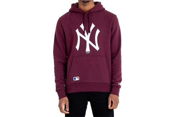 Felpa con cappuccio New Era New York Yankees NEW ERA | 92 | 11863699MRN