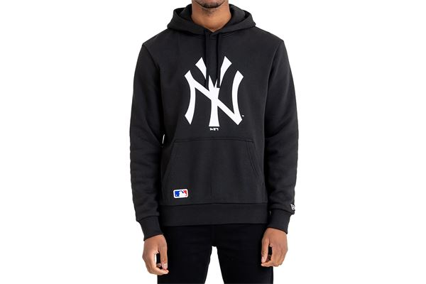 Felpa con cappuccio New Era New York Yankees NEW ERA | 92 | 11863701BLK