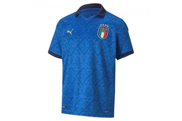 Maglia da bambino/ragazzo Italia 2020/22 Puma PUMA | 270000021 | 756446001