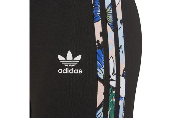 Leggings bambina/ragazza Adidas London Animal Flower Print High-Waisted ADIDAS ORIGINALS | 270000023 | H22594-