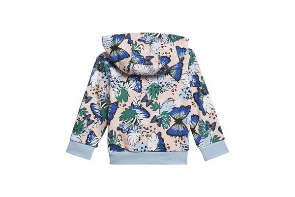 Completo da neonato adidas HER Studio London Animal Flower Print Full-Zip Hoodie ADIDAS ORIGINALS | 270000019 | H22605-