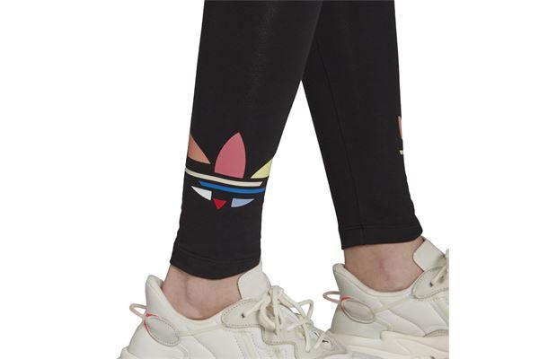 Leggings donna adidas Adicolor Shattered Trefoil ADIDAS ORIGINALS | 270000023 | H22850-