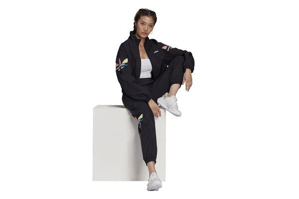 Track Top Adicolor Shattered donna Adidas ADIDAS ORIGINALS | 92 | H22866-