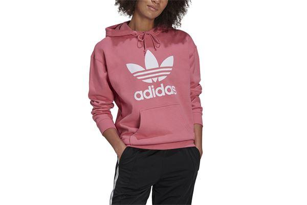 Felpa donna adidas Adicolor Trefoil ADIDAS ORIGINALS | 92 | H33587-