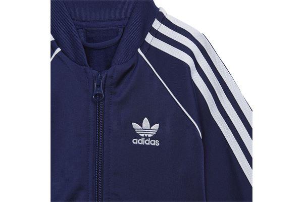 Tuta per neonati Adidas Track Suit Adicolor Sst ADIDAS ORIGINALS | 270000019 | H35606-