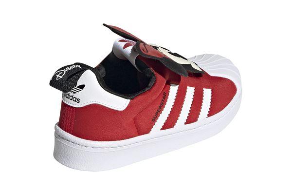 Adidas Disney Superstar 360 ADIDAS ORIGINALS   734540035   Q46300-