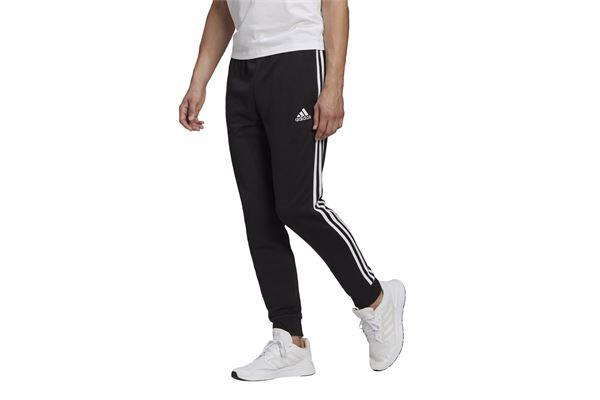 Pantaloni Adidas Essentials Fleece Tapered Cuff 3-Stripes ADIDAS PERFORMANCE | 115 | GK8831-