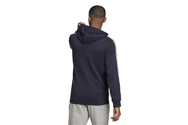 Felpa Essentials Fleece 3-Stripes Full-zip ADIDAS PERFORMANCE | 92 | GK9053-