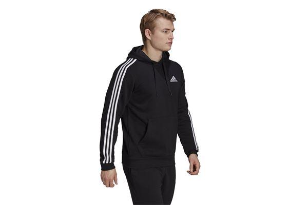 Felpa con cappuccio Essentials Fleece 3-Stripes ADIDAS PERFORMANCE | 92 | GK9072-