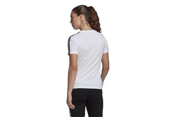 T-Shirt donna Adidas Loungewear Essentials Slim 3-Stripes ADIDAS PERFORMANCE | -89515098 | GL0783-