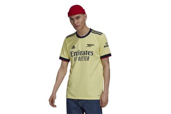 Maglia Arsenal Away 2021/22 Adidas ADIDAS PERFORMANCE | 270000021 | GM0218-