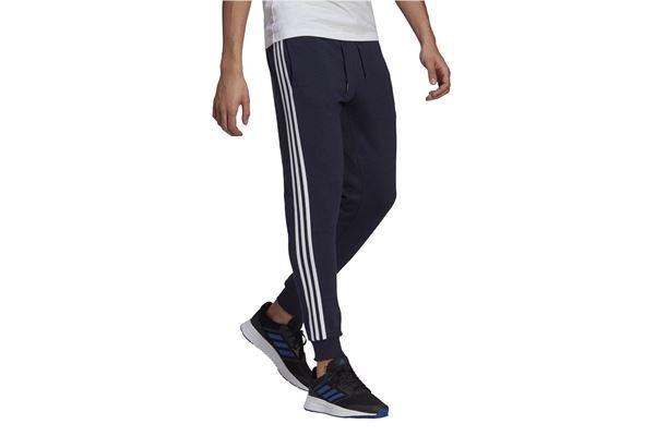 Pantaloni Essentials Fleece Fitted 3-Stripes ADIDAS PERFORMANCE | 115 | GM1090-