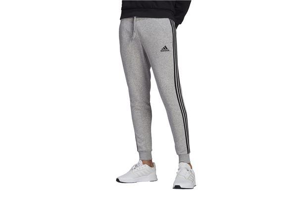 Pantaloni Essentials Fleece Fitted 3-Stripes ADIDAS PERFORMANCE | 115 | GM1091-