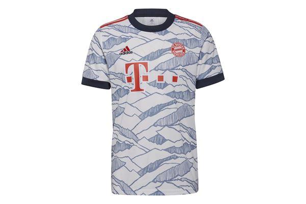 Maglia Bayern Monaco Third 2021/22 Adidas ADIDAS PERFORMANCE | 270000021 | GM5315-