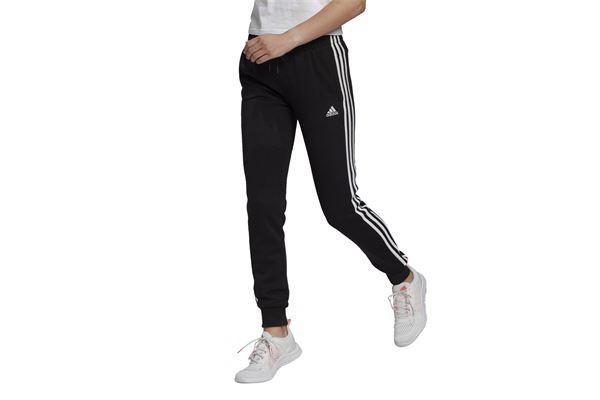 Pantaloni donna Adidas Essentials French Terry 3- Stripes ADIDAS PERFORMANCE   115   GM8733-