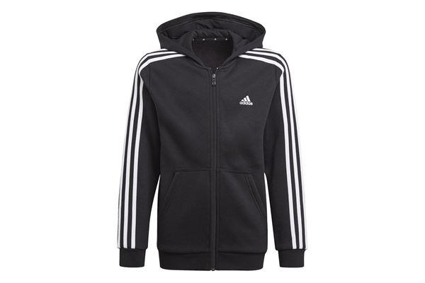 Felpa bambino/ragazzo adidas con cappuccio Essentials 3-Stripes ADIDAS PERFORMANCE | 92 | GQ8900-