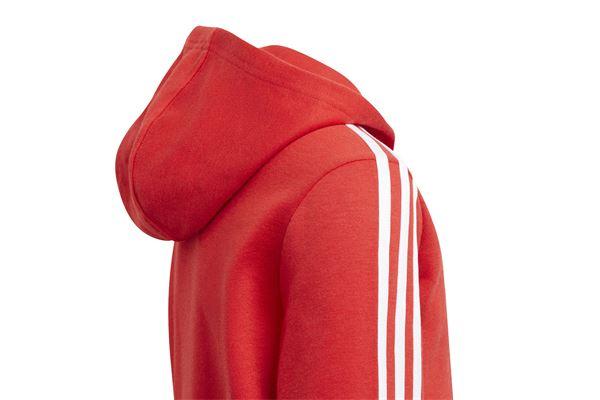 Felpa bambino/ragazzo con cappuccio Essentials 3-Stripes ADIDAS PERFORMANCE | 92 | GQ8904-