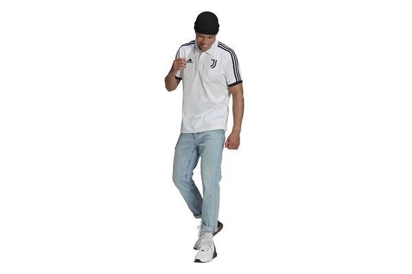 Polo 3-Stripes Juventus Adidas ADIDAS PERFORMANCE   270000073   GR2932-