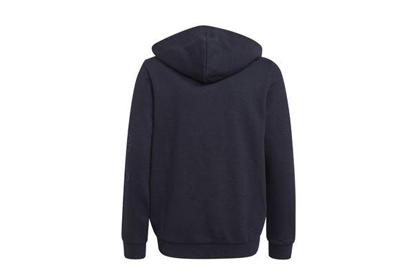 Felpa bambino/ragazzo Adidas Hoodie Essentials ADIDAS PERFORMANCE   92   GS0193-
