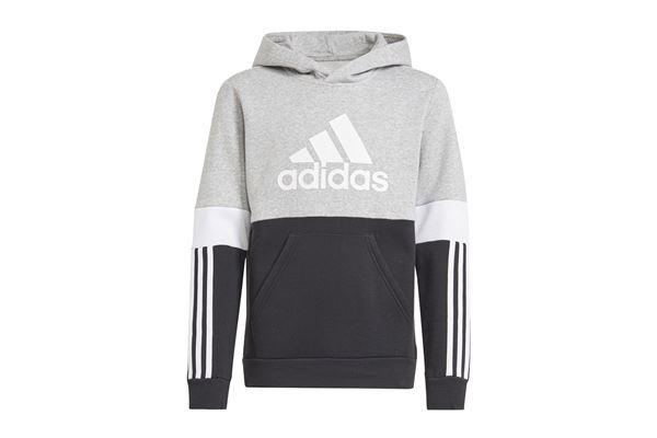 Felpa bambino/ragazzo Adidas con cappuccio Colorblock ADIDAS PERFORMANCE | 92 | GS8883-