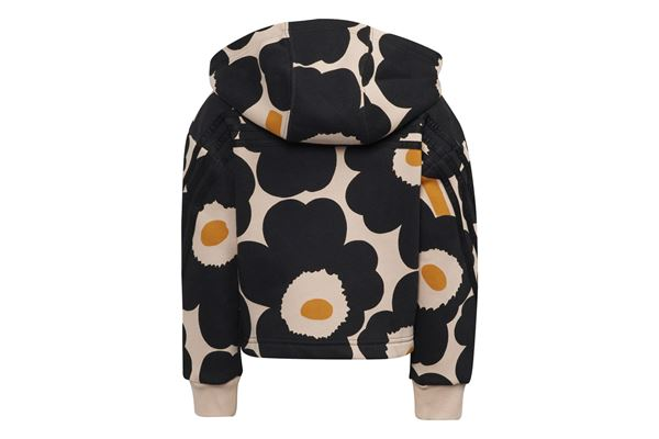 Completo bambina/ragazza Adidas Marimekko Primegreen Warm-Up Winter Fleece 3- Stripes Floral ADIDAS PERFORMANCE | 19 | GT6914-