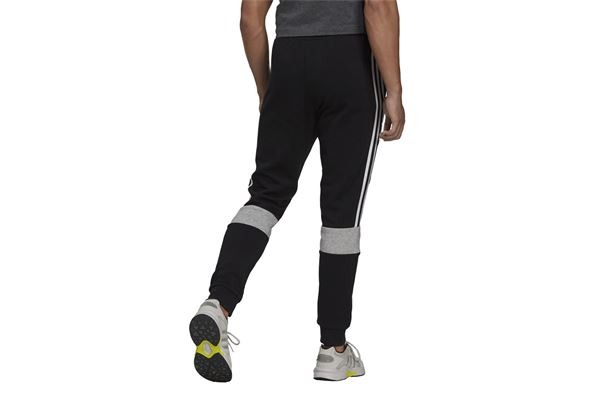 Pantaloni Essentials Fleece Colorblock ADIDAS PERFORMANCE | 115 | GV5245-