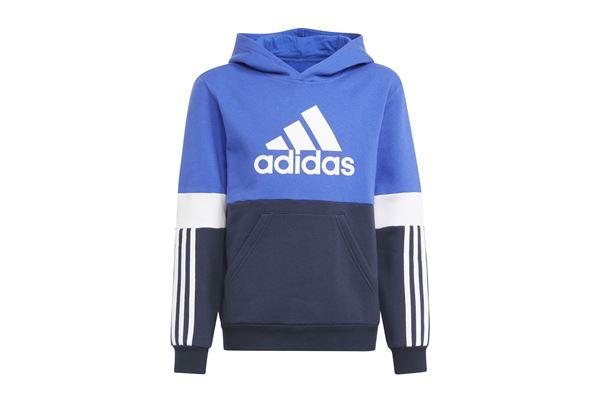 Felpa bambino/ragazzo Adidas con cappuccio Colorblock ADIDAS PERFORMANCE | 92 | HA6318-
