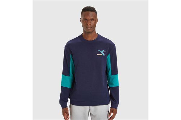 Felpa Diadora Sweatshirt Crew Shield DIADORA T3 | 92 | 17774660062