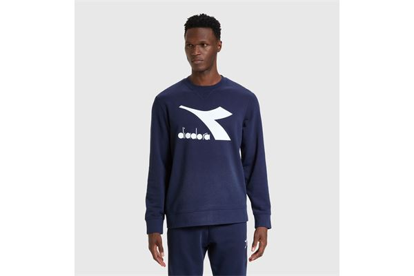 Felpa Diadora Sweatshirt Crew Logo Chromia DIADORA T3 | 92 | 17776460062