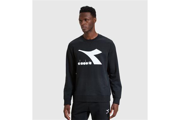 Felpa Diadora Sweatshirt Crew Logo Chromia DIADORA T3 | 92 | 17776480013