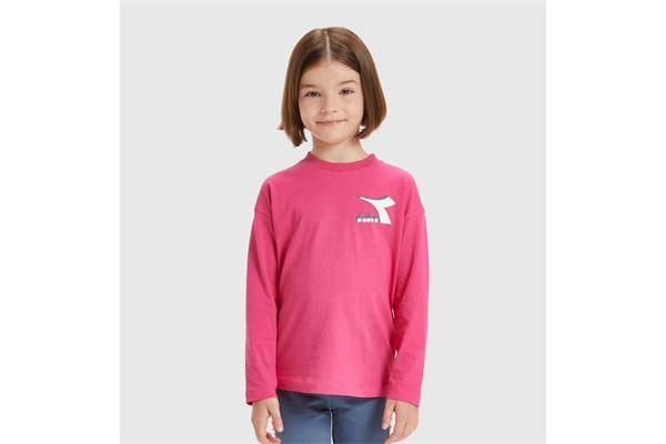 Ju.Ls T-shirt Cubic bambina/ragazza Diadora DIADORA T3 | -89515098 | 17780250159