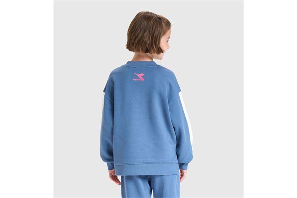 Felpa bambina/ragazza Diadora Crew Twinkle DIADORA T3 | 92 | 17781560071