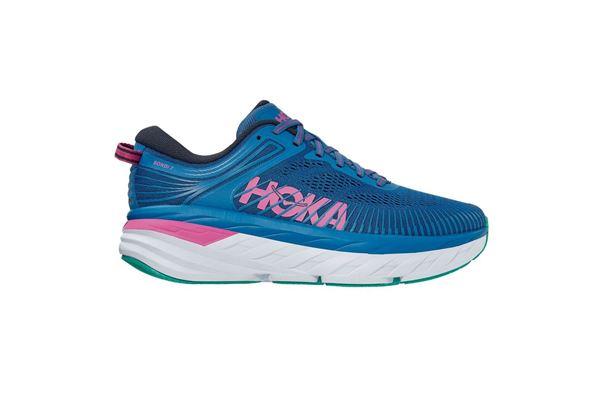 Hoka Bondi 7 Donna HOKA | 270000012 | 1110519VBPP