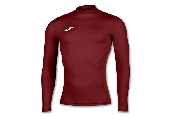 Maglia a Maniche Lunghe Joma Academy Shirt Brama JOMA | 116 | 101018671BURGUNDY