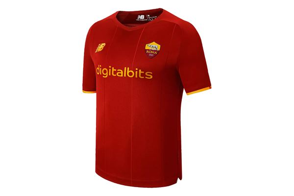 Maglia AS Roma 2021/22 New Balance NEW BALANCE | 270000021 | MT130210HME