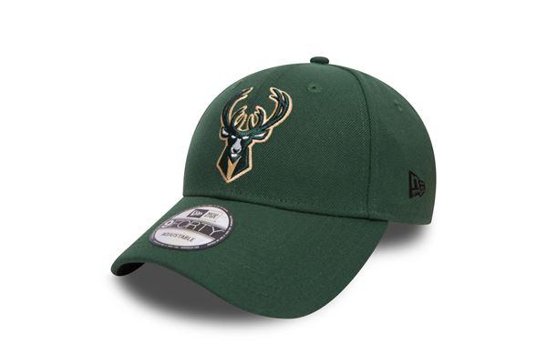 Cappello New Era 9Forty Milwaukee Bucks NEW ERA | 26 | 11405602OTC