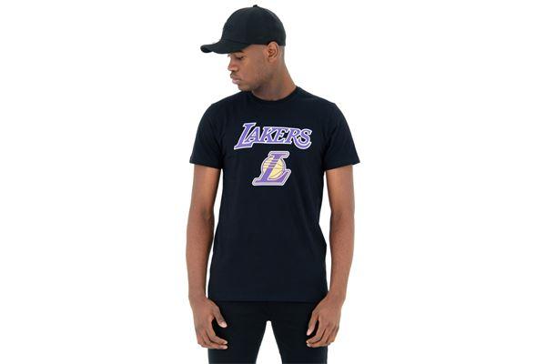Maglia Los Angeles Lakers New Era NEW ERA | -89515098 | 11530752BLK