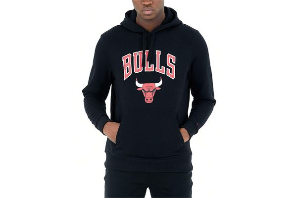 Felpa New Era Chicago Bulls NEW ERA | 92 | 11530761BLK