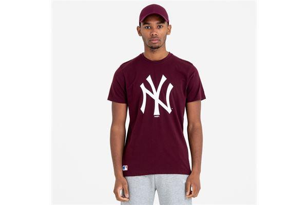 Maglia Team Logo New York Yankees New Era NEW ERA | -89515098 | 11863695MRN